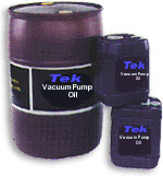 --Tek-B vacuum booster / rotary piston pump fluid, 55 gallon